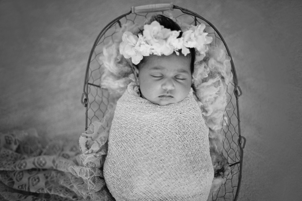 Brielle - Newborn shoot-11