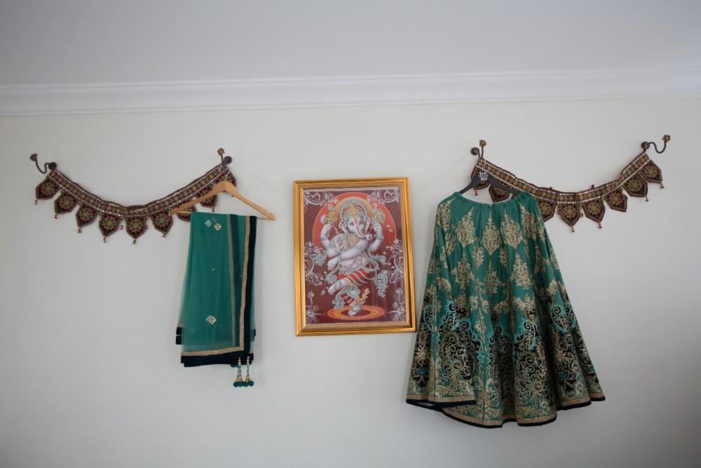 Hema & Atul - Bridal prep-19