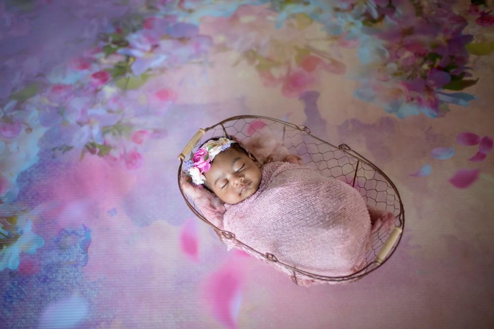 Ariah Perumal- Newborn shoot-8