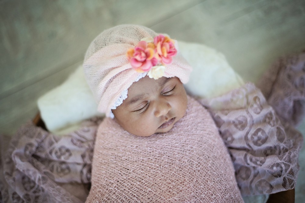 Brielle - Newborn shoot-5