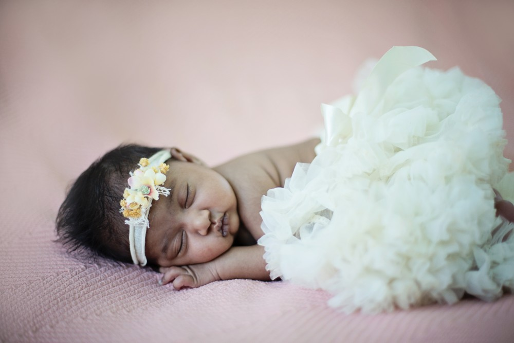 Brielle - Newborn shoot-96